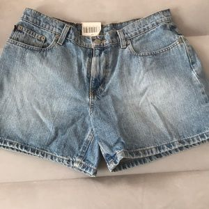 NWT polo jeans vintage shorts